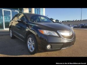 2015 Acura RDX w/Tech- Navig. Bluetooth, Leather, Heated, Sunroo