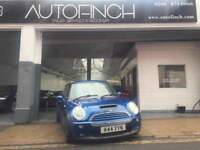 MINI Hatch 1.6 Cooper S 3dr Petrol Drives Lovely