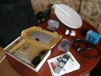 Caravan/Motorhome/Boat Satellite System