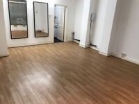 Good size saloon Shop for Rent in Longsight £550