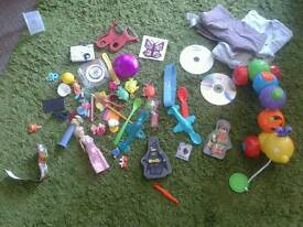 Toys etc
