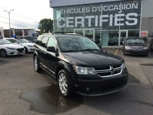 2011 Dodge Journey R/T CUIR 4X4 ALL WHEEL DRIVE
