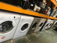 Lots of washing machines free deilvery and fitting