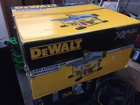 Dewalt Dsc7485t2 table saw