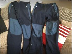 Regatta kids trousers 11/12
