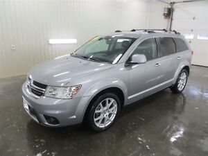 2015 Dodge Journey R/T AWD, NAVI, 3RD ROW SEATING!