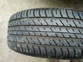205-55-R-15 (Brand new tyre)