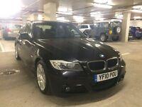 Leaving UK. Sale my BMW 320D 2.0 M Sport Auto Transmission 43680 Mileage just pass MOT for GBP 10302