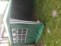 For sale 3x3 gazebo buyer collects £30
