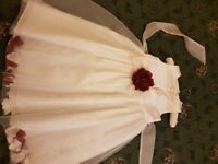 Children's bridesmaid dress