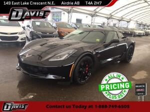 2018 Chevrolet Corvette Grand Sport BOSE AUDIO, 7-SPEED MANUA...