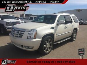 2011 Cadillac Escalade NAVIGATION, HTD/CLD SEATS, SUNROOF