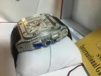 Cartier Santos XL watch