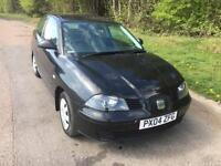 2004 Seat Ibiza 1.2 Manual Petrol 3doors 4 months MOT