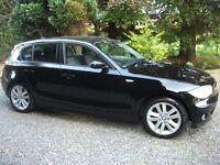 (Late) 2006 BMW 116i, Sport, 1.6, 6 Speed, 5 door