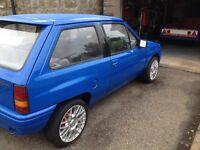 Vauxhall nova 1.4