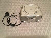 Technosonic radio/cd player