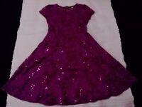 2x Gorgeous Riverisland girls party dresses.