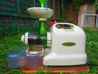 Matstone 6 in 1 Masticating Juicer