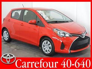 2016 Toyota Yaris HB LE 5 Portes Gr.Electrique+Bluetooth+Air Aut