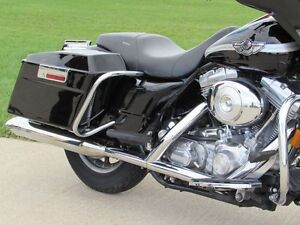 2003 harley-davidson FLHT Electra Glide  100th Anniversary  ONLY London Ontario image 11