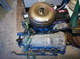 gearbox automatic with converter Lexus gs300