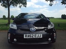 Toyota Prius 2012 One owner 1 Year Mot Like NEW SAT Nav Reverse Camera Hpi Clear - P/x welcome