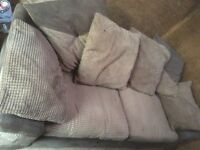 DELIVERY included (3 Mile radius) Large 2 seater sofa