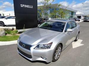 2013 Lexus GS 350 GROUPE NAVIGATION BACKUP CAMER-GPS AND MORE