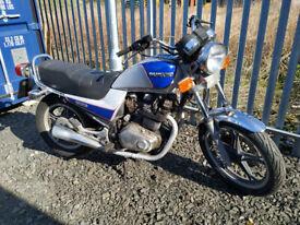 Suzuki, 1983, 650 (cc)