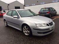 Low Mileage**automatic**2006 SAAB 93 vector sport 2.0T,3 months warranty