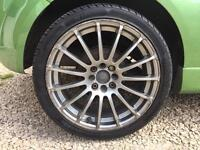 Allot wheels