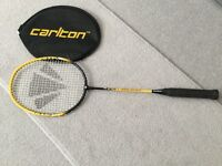 Carlton Aeroblade 3000 BADMINTON RACKET - unused - with head cover