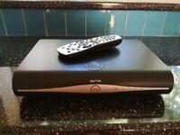 Sky box and remote control