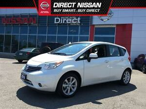 2014 Nissan Versa Note SL-CLEAN CARPROOF-ONE OWNER IN BEAUTIFUL