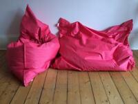 Beanbags x2 X-Large