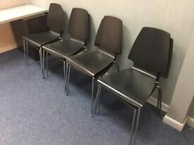 12 x office chairs