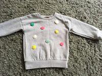 Girls Next Sweater 1 1/2 - 2 years