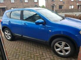 2008 nissan quasqai teckna 2lt diesel also.swap.for bmw no.less than 2007