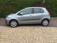 TOYOTA YARIS TR-VVTI, with full service history in very good condition.