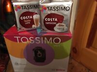 Tassimo Coffee Maker - brand new and unopened