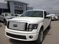 2011 Ford F-150 Lariat|6.2 V8|4WD|Navi|Sunroof|Leather