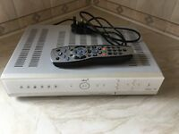 Sky + Receiver Model DRX280 & Remote
