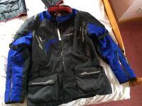 Oxford Montreal motor bike jacket brand new