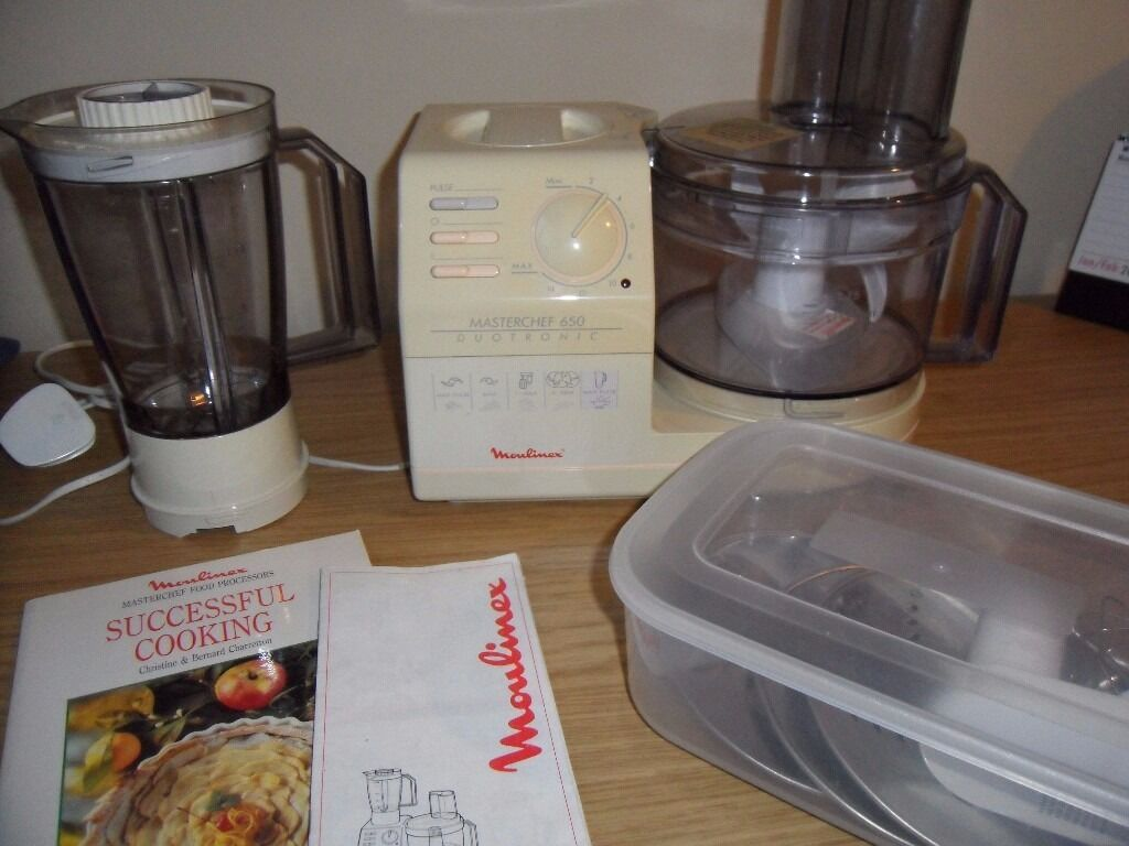 moulinex masterchef 650 food processor in swaffham norfolk gumtree. Black Bedroom Furniture Sets. Home Design Ideas