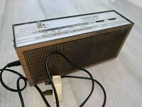 Vesta 102 antique radio 1920's. Working