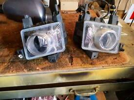 Vauxhall Vectra pair front fog lights