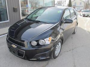 2013 Chevrolet Sonic LT heated seats 5 speed manual only $7995
