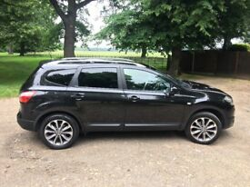 Nissan Qashqai +2 1.5dci Tekna Leather 7 Seater