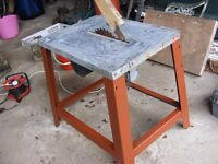 rise and fall table saw bench for sale